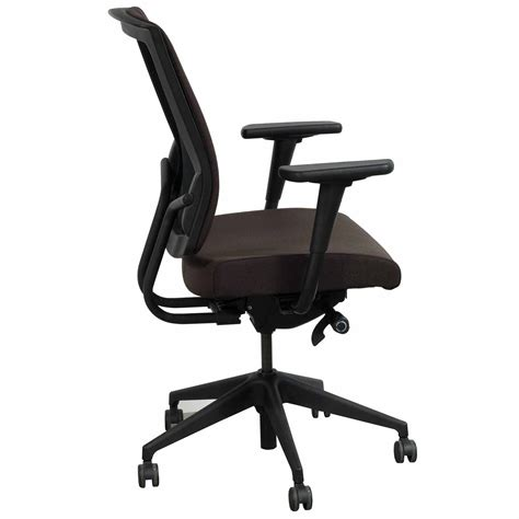 sitonit focus used task chair brown national office