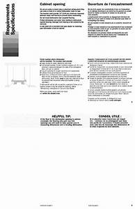 Whirlpool Du810swkq0 User Manual Dishwasher Manuals And