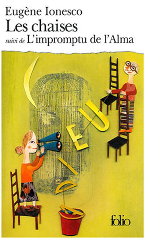 les chaises ionesco les chaises eugène ionesco educ theatre contemporain