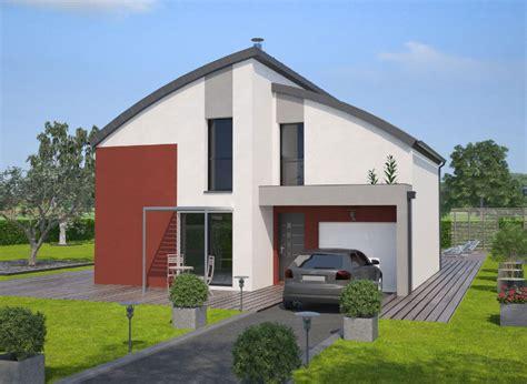 prix des maisons confort mod 232 le et plans eco concept 115g du constructeur maisons confort