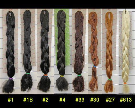 Synthetic Hair Dreadlocks Kanekalon Jumbo Ultra Braid Hair
