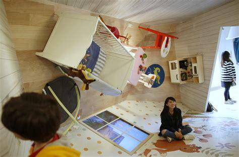 Upside-down House In Taipei