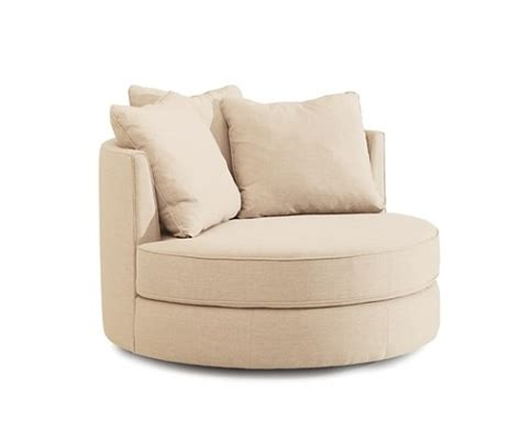 sutton swivel  fabric chair  palliser