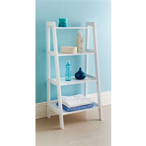 maine ladder shelf storage bathroom furniture bm