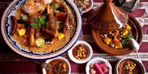 maroc cuisine traditionnel couscous royal traditionnel couscous plats du maroc