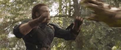 Captain America Thanos Infinity War Avengers Gifs