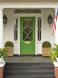 Front Door Color: Curb Appeal Ideas from HGTV Magazine ...