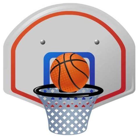 basketball hoop backboard clipart basketball board ring clipart collection