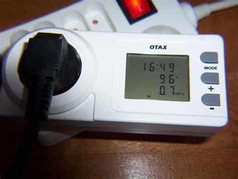 otax et paget contr 244 leurs de consommation 233 lectrique bricolsec