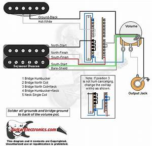 1 Humbucker  1 Single Coil  5 1 Volume  01