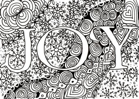 items similar  printable diy zendoodle joy card