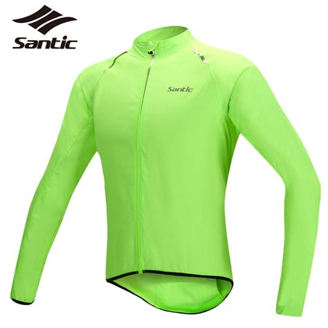 cycling waterproofs santic 2016 men cycling jacket upf30 waterproof outdoor