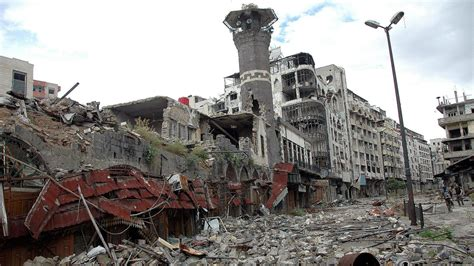The ghost children of Homs, Syria