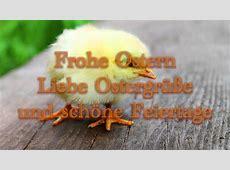 Ostern 2018 Liebe Ostergrüße Grußvideo YouTube