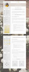 What To Write In Profile Of Resumes Resume Template Creative Resume Template Two Page