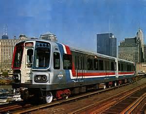 CTA L Train Chicago
