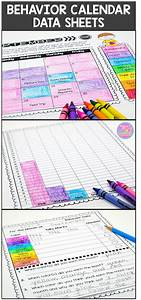 These Data Sheets Are For Teachers Who Use A Clip Chart