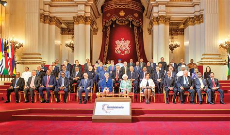 commonwealth heads  government meeting held