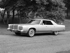 1978 Chrysler New Yorker Brougham Hardtop 4-door 6 6l