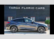 BMW X4 XDrive30D M Sport Automatic Four Wheel Drive in