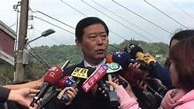 李登輝辦公室主任王燕軍在翠山莊前說明李登輝病情 - YouTube