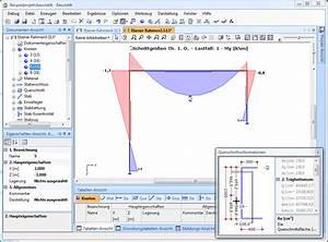 Statik Berechnen Online Kostenlos : 2d stabwerk d i e statik software ~ Themetempest.com Abrechnung