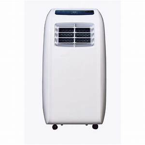 Cch Products 8 000 Btu Portable Air Conditioner Cooling  Dehumidifying With Remote Control In