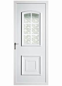 Porte D Entrée Vitrée Pvc : porte d 39 entr e pvc vitr e lapeyre images ~ Dailycaller-alerts.com Idées de Décoration