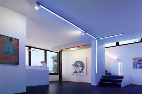 Flexible Schienensysteme für individuelle Beleuchtung