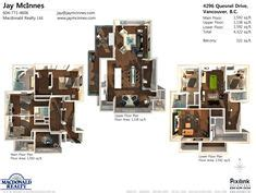 architecture colored floor plan images floor