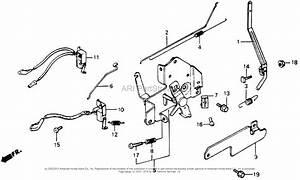 Honda Hr194 Pxa Lawn Mower  Jpn  Vin  Hr194