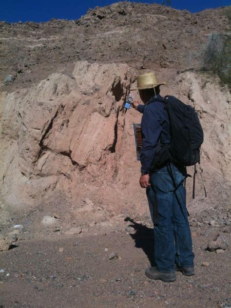 tilted tertiary sandstone western arizona azgs