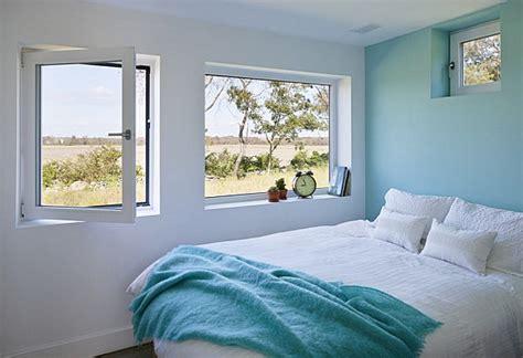 chambre bleu adulte chambre adulte avec des couleurs relaxantes