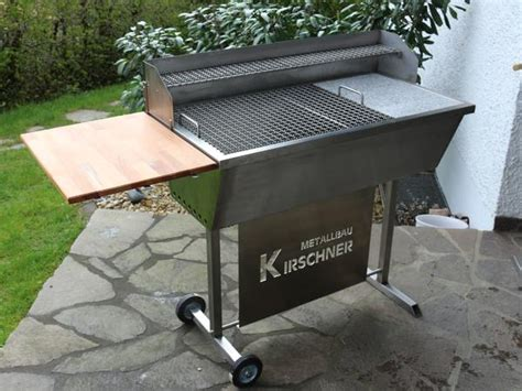 mangal grill kaufen holzkohlegrill edelstahl grill smoker bbq fischgrill