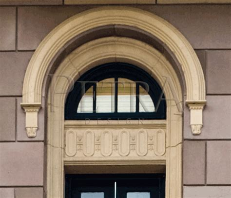 Window Surrounds   FRP GFRC Cast Stone Precast