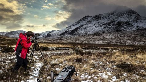 dramatic landscape  techradar