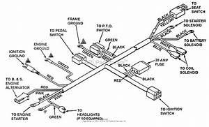 Snapper Lt125g33bb 33 U0026quot  12 5 Hp Gear Drive Tractor Series B