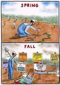 Funny Fall Autumn Cartoon