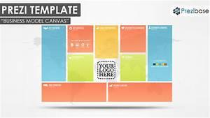 business model canvas prezi template prezibase With prezi templates for powerpoint