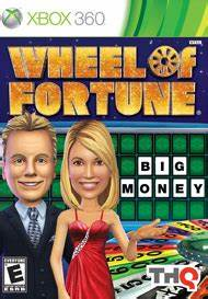 Wheel Of Fortune For Xbox 360 GameStop