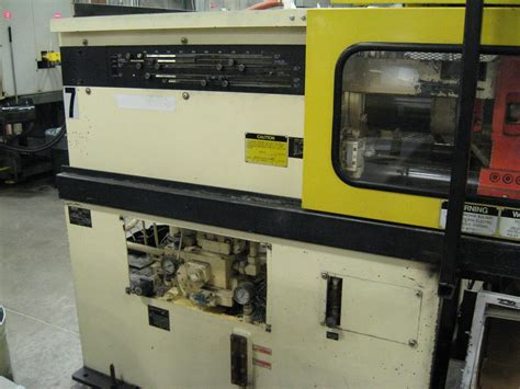 Mitsubishi Injection Molding 90 ton mitsubishi injection molding machine model ms2 5