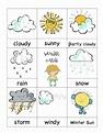 Teaching ESL to Preschoolers: How's the Weather?
