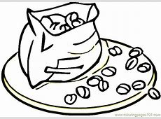 Brazilian coffee Coloring Page Free Brazil Coloring