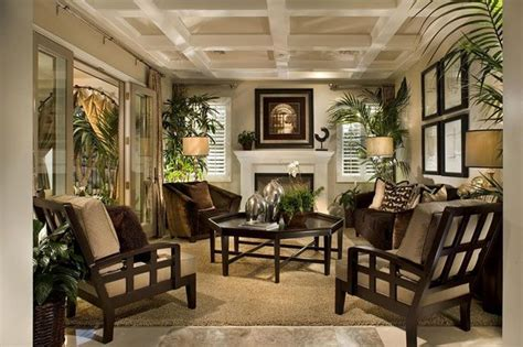 British Colonial Style Home Decoration