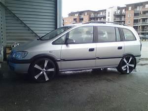 2002 Opel Zafira - Overview
