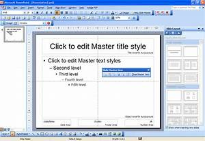 powerpoint template edit master images powerpoint With how to create a master template in powerpoint