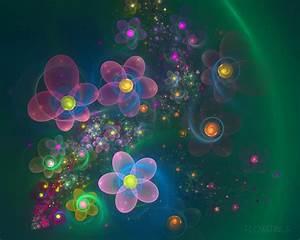 Creative Fractal Art Flowerings 67 Wallpapers - HD ...