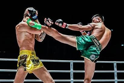 Andersson Title Round Thai Muay Third Champion