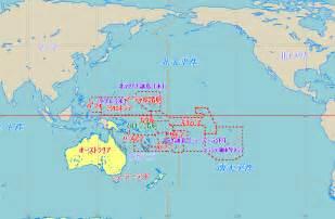 ソロモン諸島:ソロモン諸島地図