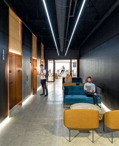 modern office design concept  studio oa workspace